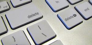 Új szabályozás lép életbe a személyes adatok törléséről