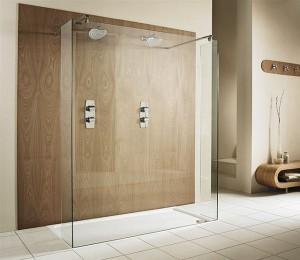 Üveg zuhanykabin élménye