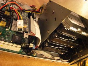 SSD webtárhely