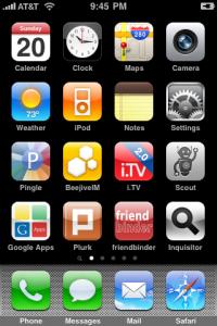 A várvavárt iPhone 7 üvegfólia
