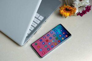 Samsung dual sim telefon
